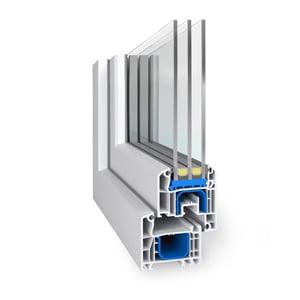 Ideal 4000 – okna STANDARDOWE - bardzo dobra izolacyjność