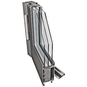 Drzwi Aluminiowe zew. STANDARDOWE PE68